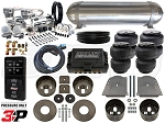 Complete Air Suspension Kit - 1964-1972 Chevelle & GM A Body - LEVEL 4 w/ Air Lift Performance 3P