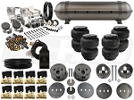 Complete Air Suspension Kit - 1977-1984 Cadillac DeVille - LEVEL 2