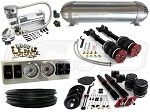 2011-up Dodge Charger / Chrysler 300 Complete Air Suspension Kit - LEVEL 1