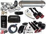 Dodge Charger 05-17 / Chrysler 300 Complete Air Suspension Kit - LEVEL 4, 3P