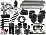 Complete FBSS Airbag Suspension Kit - 1964-1969 Lincoln Continental - LEVEL 4 w/ Air Lift Performance 3H Height Control