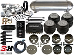 Complete FBSS Airbag Suspension Kit - 65-72 Mercedes W108 - LEVEL 4 3H