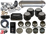 Complete FBSS Airbag Suspension Kit - 65-72 Mercedes W108 - LEVEL 4 3P