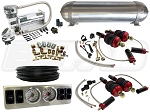 Complete Air Suspension Kit - 2008-2015 Audi R8 Platform - LEVEL 1