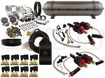 Complete Air Suspension Kit - 2008-2015 Audi R8 Platform - LEVEL 2