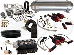 Complete Air Suspension Kit - 2008-2015 Audi R8 Platform - LEVEL 3