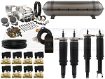 Complete Air Suspension Kit - 1992-2000 Honda Civic - LEVEL 2
