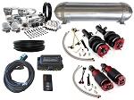07-15 Mini Cooper (R55, R56, R57) Airbag Suspension Kit - LEVEL 4 with Air Lift Performance 3P Management