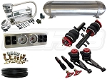 Complete Air Suspension Kit - 2013-2018 Ford Focus ST - LEVEL 1