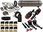 Complete Air Suspension Kit - 2013-2018 Ford Focus ST - LEVEL 2