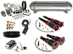 89-94 Porsche 911 Air Suspension Kit - LEVEL 3