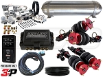 Complete Air Suspension Kit - 2008-2017 Nissan GT-R - LEVEL 4 w/ Air Lift 3P