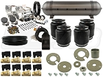 Complete FBSS Airbag Suspension Kit - 1997-2001 Infiniti Q45 - LEVEL 2