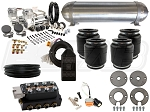 Complete FBSS Airbag Suspension Kit - 1997-2001 Infiniti Q45 - LEVEL 3