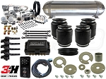 Complete FBSS Airbag Suspension Kit - 1997-2001 Infiniti Q45 - LEVEL 4 w/ Air Lift Performance 3H