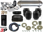 Complete FBSS Airbag Suspension Kit - 1997-2001 Infiniti Q45 - LEVEL 4 w/ Air Lift Performance 3P
