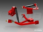 CB Chassis - 65-69 Cadillac Stage 2 Front Kit