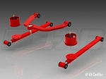 CB Chassis - 61-64 Cadillac Stage 2 Rear Kit