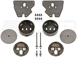 Front & Rear Airbag Bracket Kit, Chevy C10