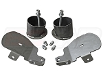 Front Airbag Brackets - 65-70 Chev. Impala
