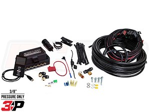 Air Lift Performance 3P Ride Height Control System - 3/8' with Pressure Sensors