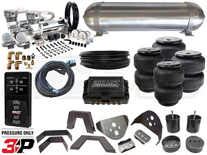 Complete Air Suspension Kit - 1999-2006 Chevy Silverado - LEVEL 4 w/ Air Lift 3P