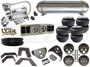 Complete Air Suspension Kit - 1988-1998 Chevrolet C/K - LEVEL 1