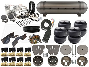 Complete FBSS Airbag Suspension Kit - 1963-1972 Chevrolet C10 - LEVEL 2