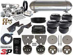Complete FBSS Airbag Suspension Kit - 1963-1972 Chevrolet C10 - LEVEL 4 w/ Air Lift Performance 3P