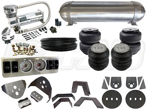Complete FBSS Airbag Suspension Kit - 1973-1979 Datsun 620 - LEVEL 1