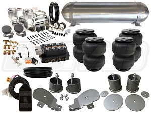 Complete Air Suspension Kit - 1965-1970 Chevrolet Impala - LEVEL 3