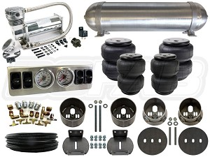 Complete Air Suspension Kit - 1961-1964 Cadillac DeVille - LEVEL 1
