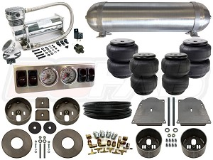 Complete Air Suspension Kit - 1964-1972 Chevelle & GM A Body - LEVEL 1
