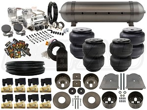 Complete Air Suspension Kit - 1964-1972 Chevelle & GM A Body - LEVEL 2