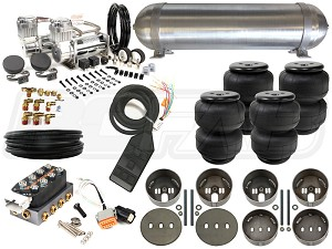 Complete Air Suspension Kit - 1978-1987 G-Body, Regal, Cutlass, Monte Carlo Kit - LEVEL 3