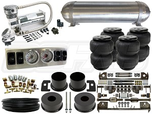Complete FBSS Airbag Suspension Kit - 1961-1963 Lincoln Continental - LEVEL 1