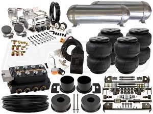 Complete FBSS Airbag Suspension Kit - 1961-1963 Lincoln Continental - LEVEL 3