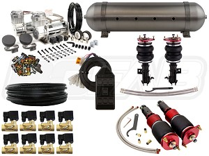 Complete Air Suspension Kit - 2012-2016 Scion FR-S - LEVEL 2