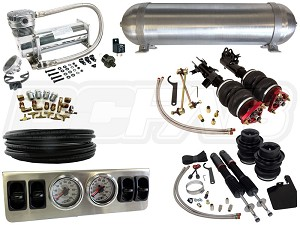 Complete Air Suspension Kit - 2013-2015 Acura ILX - LEVEL 1
