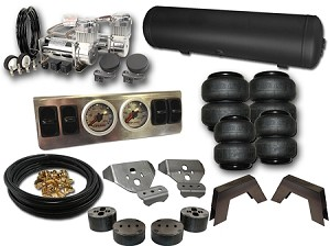 Complete FBSS Airbag Suspension Kit - Analog System